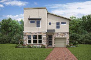 Modern Vacation homes for sale Solara at Westside